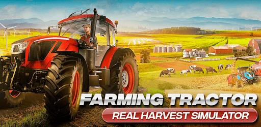 Farming Tractor Real Harvest Simulator pc screenshot