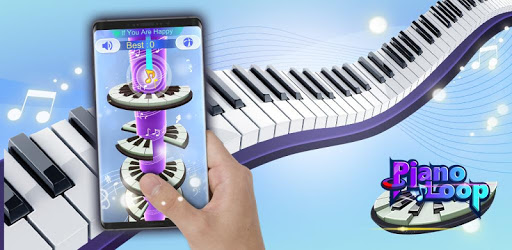 Piano Loop pc screenshot