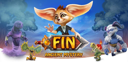 Fin & Ancient Mystery: platformer adventure pc screenshot