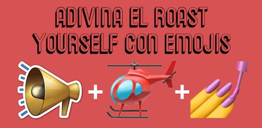 Adivina El Roast Yourself Con Emoji pc screenshot