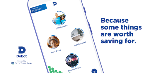 Dobot - Save Money. Reach Your Goals. pc screenshot