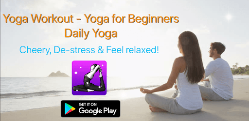 Yoga Workout - Yoga for Beginners - Daily Yoga pc screenshot