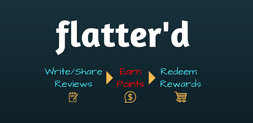 Flatterd: Write Reviews & Earn Free Rewards pc screenshot
