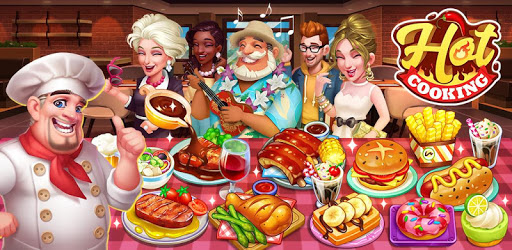 Cooking Hot - Crazy Restaurant Kitchen Game pc screenshot