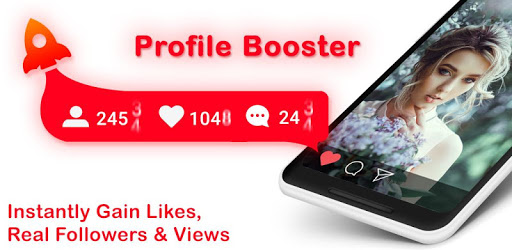 Follower Booster - Get Followers, Gain Likes, Tags pc screenshot