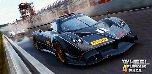 4-wheel Furious Race pc screenshot