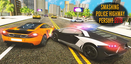 Police Car Chase Challenge Pursuit  2019 pc screenshot