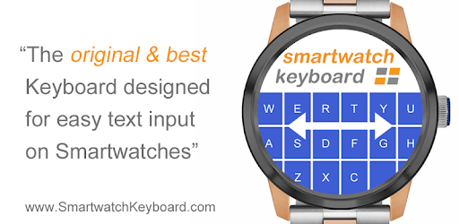 Smartwatch Keyboard for (Android) Wear OS. pc screenshot