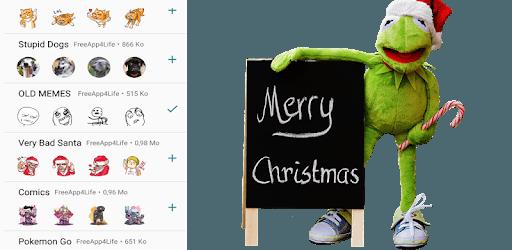 Kermit WAStickerApps - Stickers 2019 pc screenshot