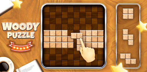 Woody Puzzle Luxury pc screenshot