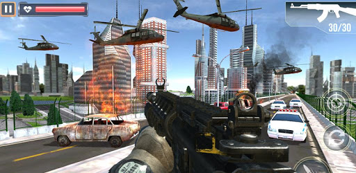 Air Force Shooting 3D pc screenshot