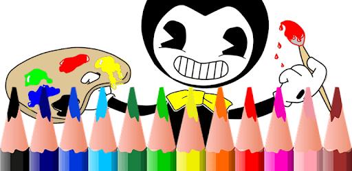 Bendy Coloring pc screenshot