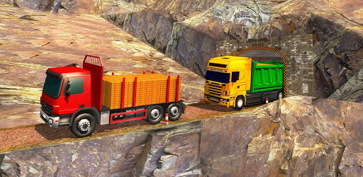 Uphill Gold Transporter Truck Drive pc screenshot