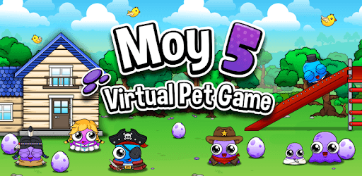Moy 5 - Virtual Pet Game pc screenshot
