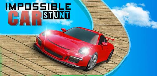 Impossible Car Stunts Racing 2018: 3D Sky Tracks pc screenshot