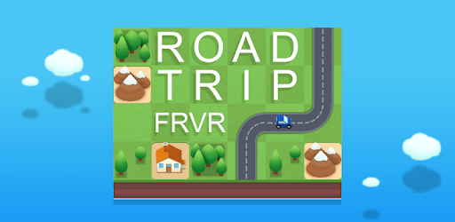 Road Trip FRVR - Connect the Way of the Car Puzzle pc screenshot