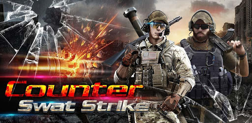 Counter Swat Gun Strike - Free Shooter Game pc screenshot