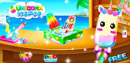 Unicorn Icepop - Ice Popsicles Mania pc screenshot