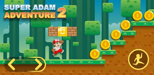 Super Adam Adventure 2 - More Levels pc screenshot