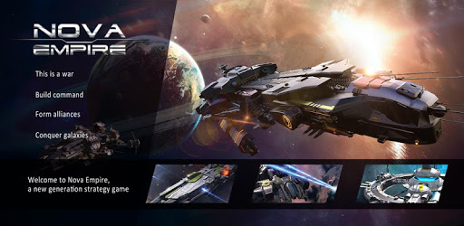 Nova Empire pc screenshot