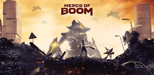 Mercs of Boom pc screenshot