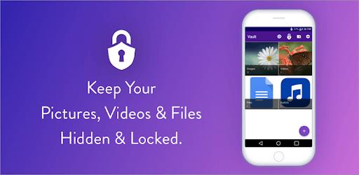 Easy Vault : Hide Pictures, Videos, Gallery, Files pc screenshot
