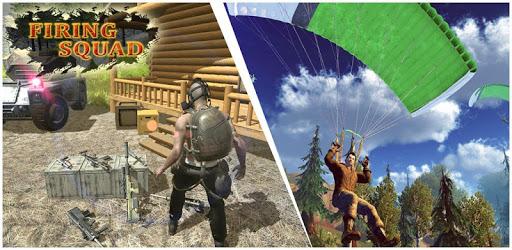 Free Fire Squad Survivor :Modern battleground 2k18 pc screenshot