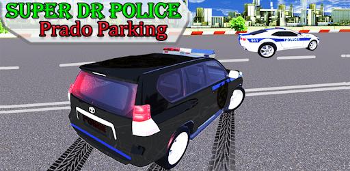 Super Dr Police Prado Parking pc screenshot