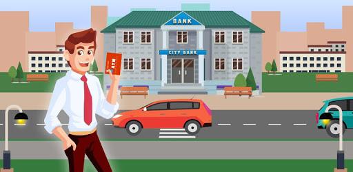 ATM Simulator Virtual Bank Cashier Free Kids Game pc screenshot