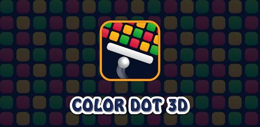 Color Dot 3D : Ball bump game pc screenshot