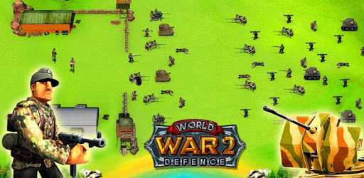World War 2 Tower Defense Game pc screenshot