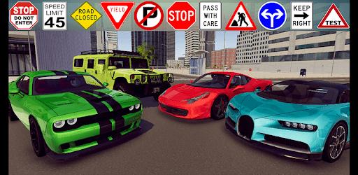 Car Driving School 2019 : Real parking Simulator pc screenshot