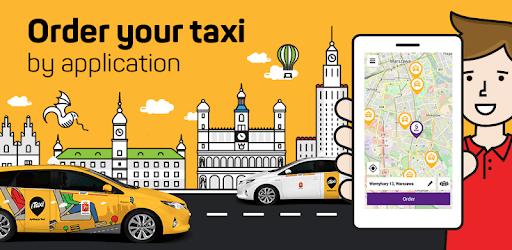 iTaxi - Aplikacja Taxi pc screenshot