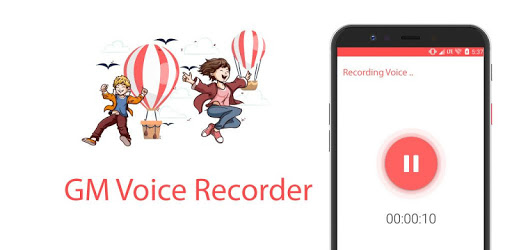 Gm Voice Recorder pc screenshot