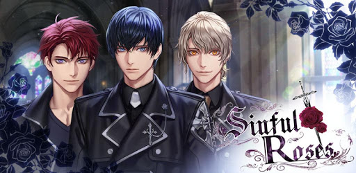 Sinful Roses : Romance Otome Game pc screenshot