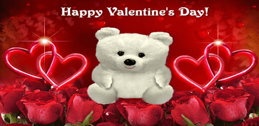 Valentine Day GIF & Greeting Card 💖 2019 pc screenshot