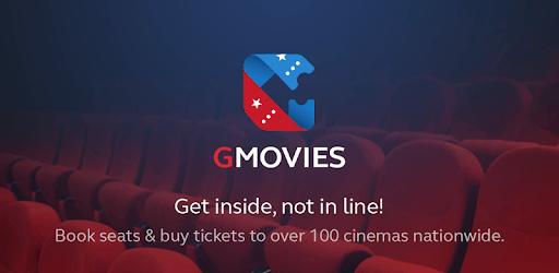 GMovies - Schedule + Tickets pc screenshot