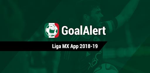 Football Live Scores Mexico 2018 - GoalAlert pc screenshot