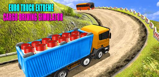 Indian Truck Spooky Stunt : Cargo Truck Driver pc screenshot