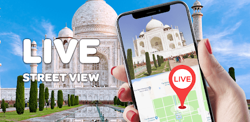 Live Street View 360 - GPS Maps Navigation & Route pc screenshot