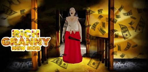 Scary RICH Granny - Mod Horror Game 2019 pc screenshot