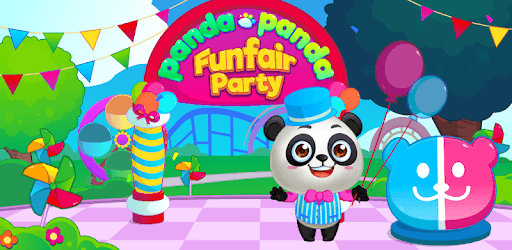 Panda Panda Funfair Party pc screenshot