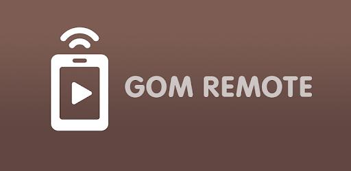 GOM Remote - Remote Controller pc screenshot