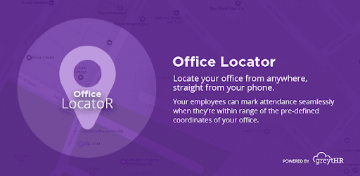 greytHR Office Locator pc screenshot