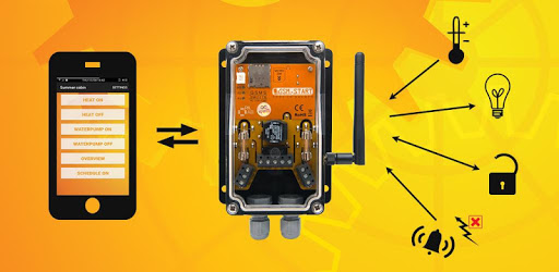 GSMS Remote Control pc screenshot