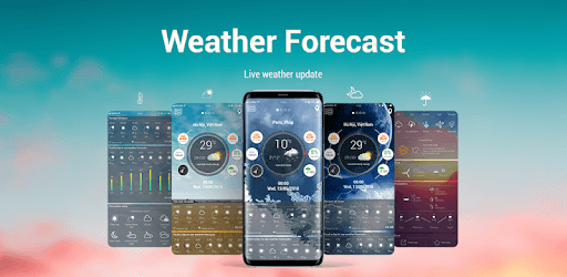weather - weather forecast pc screenshot