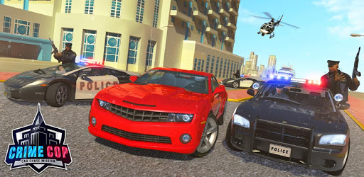 Crime Cop Car Chase Mission pc screenshot