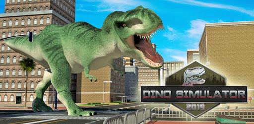 Dino Simulator 2019 pc screenshot