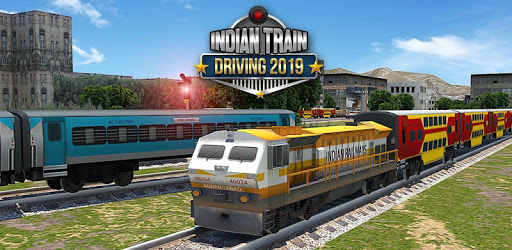 Indian Train Driving 2019 pc screenshot