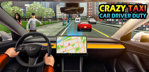 Crazy Taxi Car Driving Game: City Cab Sim 2018 pc screenshot